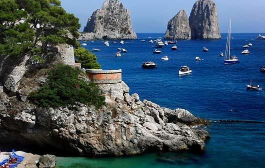 Capri one day