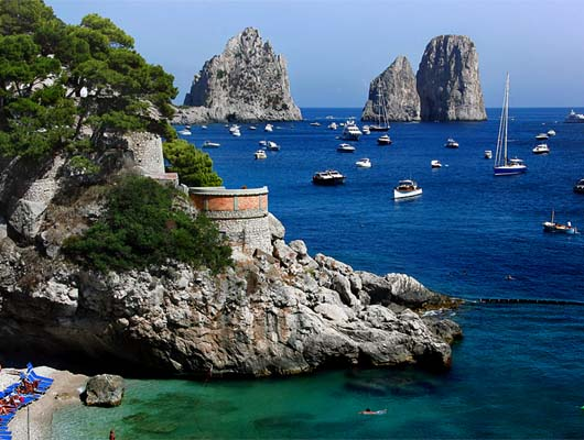 Capri one day